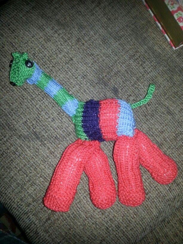 Ledley's giraffe