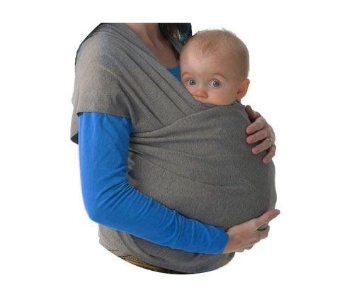 Fular portabebés elástico y ergonómico. Máxima calidad y seguridad a precio de chollo. Testado, probado y clientes encantados. La forma más natural.