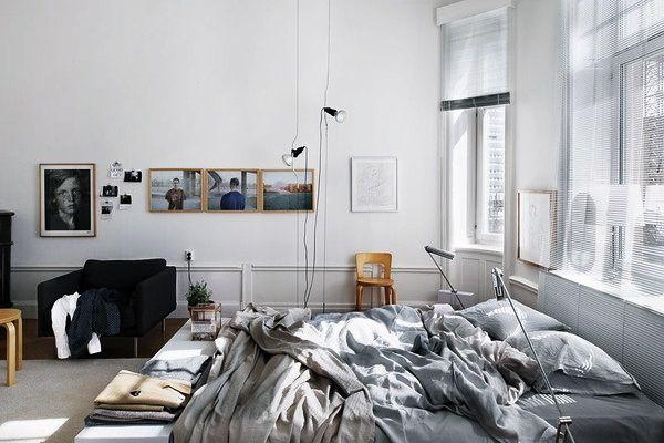 Interior Design / Lotta Agaton: Bedroom love