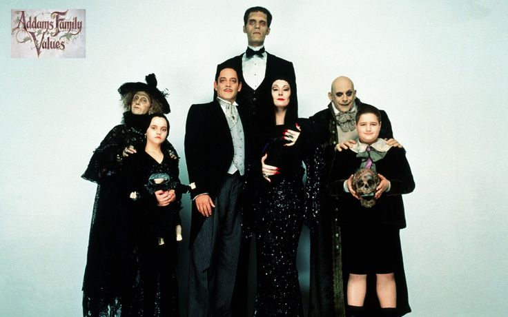 13 Reasons The Addams Family Is Just Like Yours
