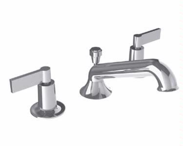 Haley34 Astaire Widespread Lavatory Faucet   34 2 DD2 From Watermark.  Lavatory FaucetBathroom FaucetsBathrooms3 KidsPlumbing Fixtures2nd Floor