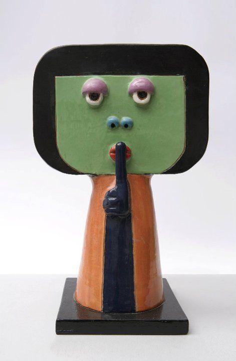 Molto Oltre 25 fantastiche idee su Sculture di argilla su Pinterest  YG25