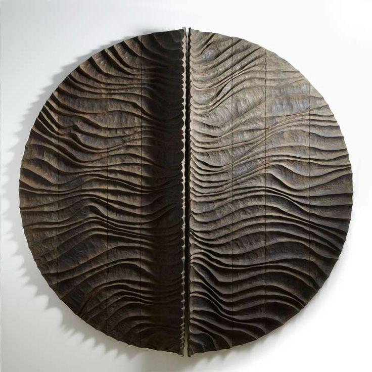 iamjapanese: Thierry Martenon(French, b.1967) wood sculpture source:here, here, here, here, hereand here