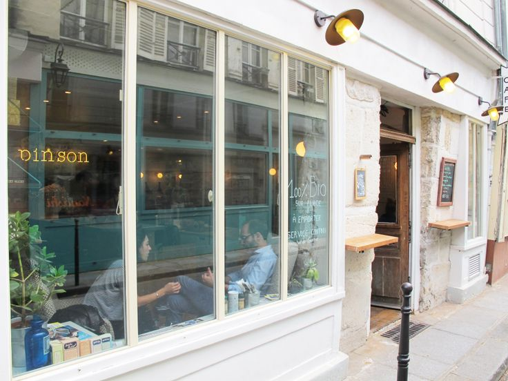 The perfect way to start your day is by wandering through the streets of the characteristic Le Marais neighbourhood. http://www.cafepinson.fr