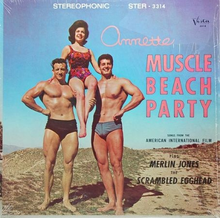 :: Muscle Beach Party :: with Annette Funicello and Frankie Avalon