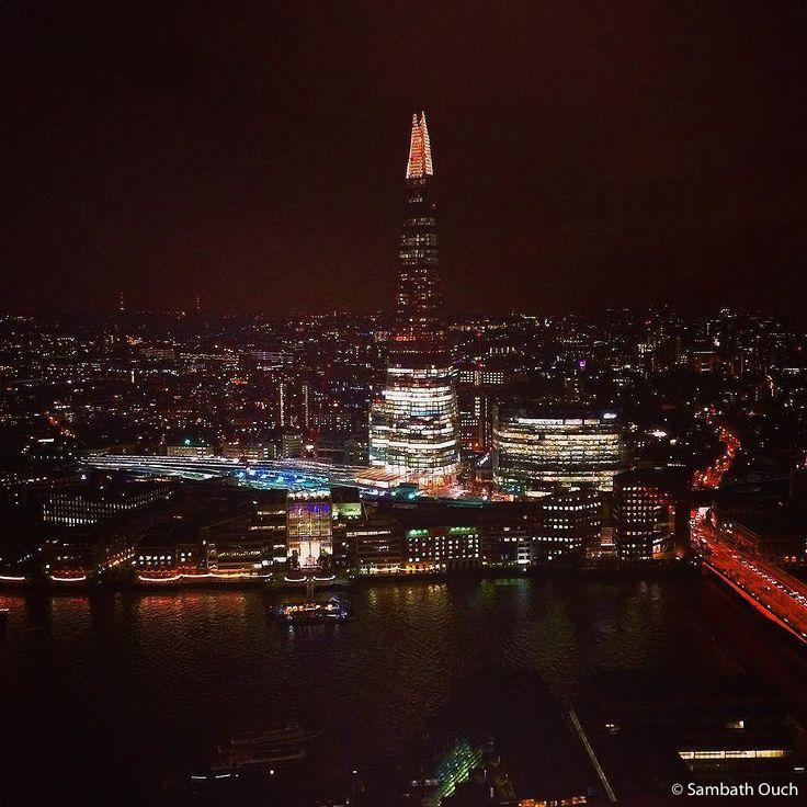 The Shard (London) © Sambath Ouch