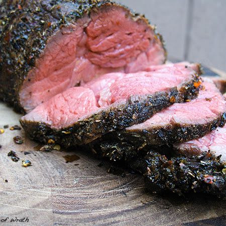 how to cook beef inside round roast