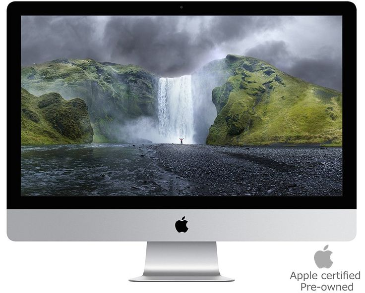 Apple 27-inch iMac 3.5GHz Quad-core Intel Core i5 with Retina display (Certified Refurbished) : Computers & Accessories