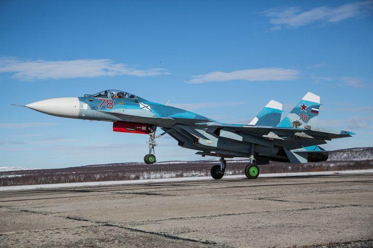 Sukhoi Su-33 Flanker