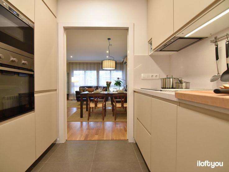 Piso en Avenida Madrid – i loft you – Interior Design
