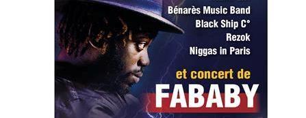 21 AVRIL à 19h00 - Festival de Passage -  Bénarès en 1ère partie du concert Fababy - Salle Jacques Brel, Fontenay-sous-Bois !!!!!  (@BenaresBand) | Twitter
