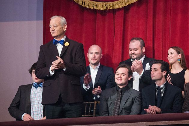 Bill Murray Awarded The Mark Twain Prize For American Humor | Huffington Post