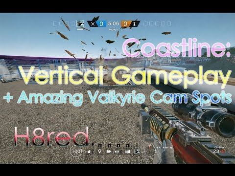 Hello everyone in this video I will show you the basics and tricks of vertical gameplay on a new map coastline yet I haven't seen anything like that and I want to share them with you. I hope this tips will help you become better let's start with the attack of the penthouse here you...