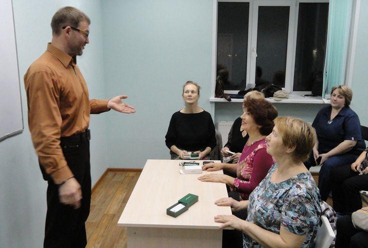 ОСКОР: семинар в медцентре Victory