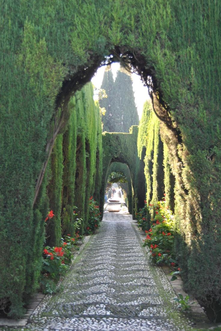 Alhambra de Granada - Spain