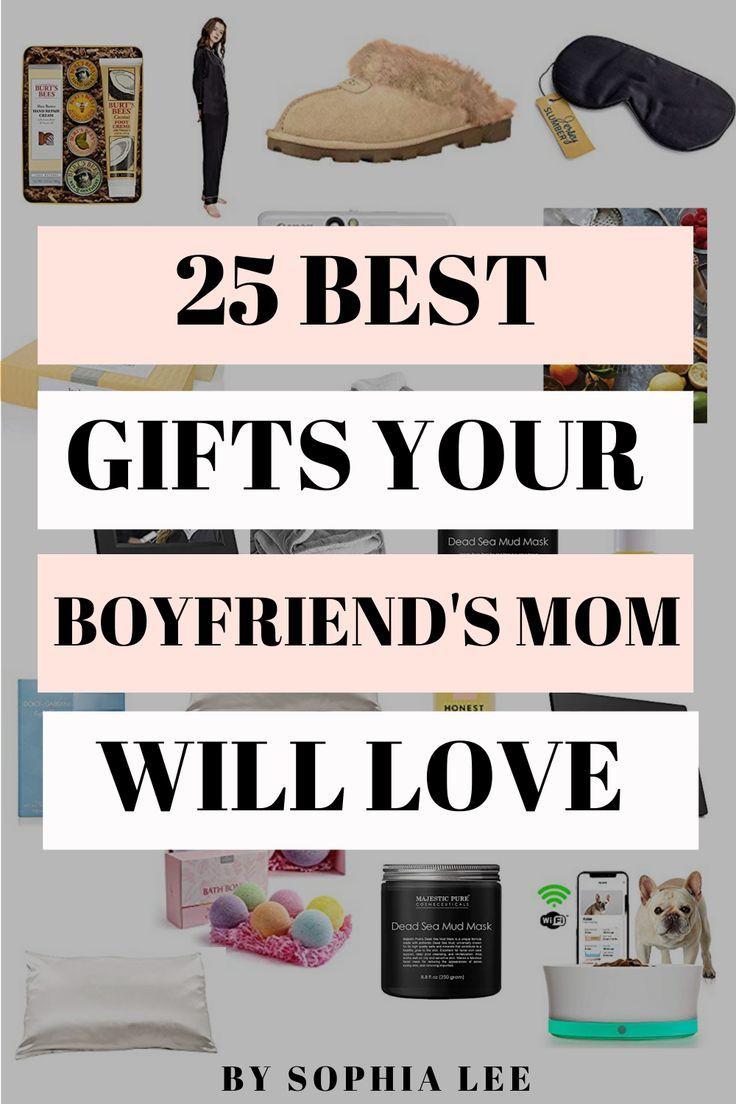 25 Really Cute Gifts For Boyfriends Mom That Don T Break The Bank By Sophia Lee Boyfriends Mom Gifts Cute Boyfriend Gifts Boyfriend Gifts