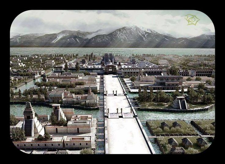 18 datos de Tenochtitlan que te van a hacer sentir aún más orgulloso de ser mexicano - Matador Español