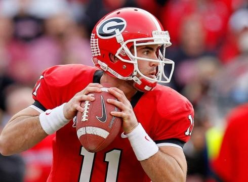 Aaron Murray,, georgia quater back <3