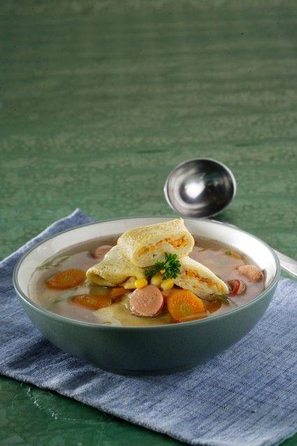 Sup matahari memiliki kuah kaldu yang bening dengan rasa dan aroma yang istimewa. Sajian ini juga layak untuk Anda sajikan saat…