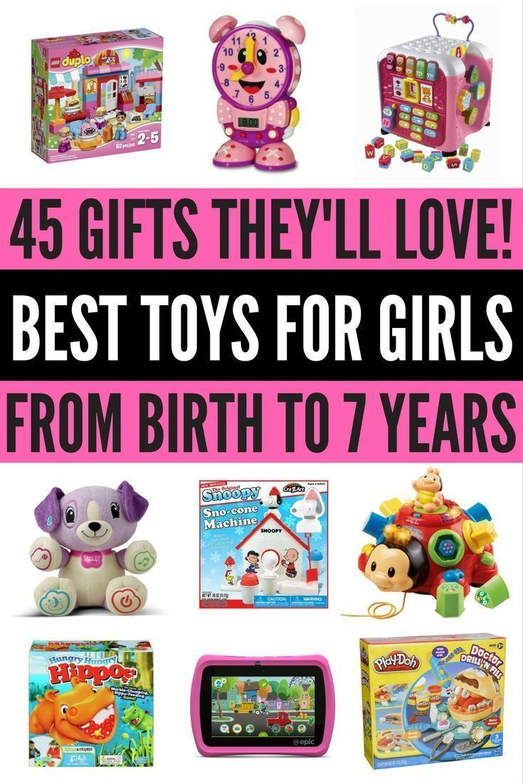 93 Birthday Present Ideas For 7 Year Old Daughter Gift