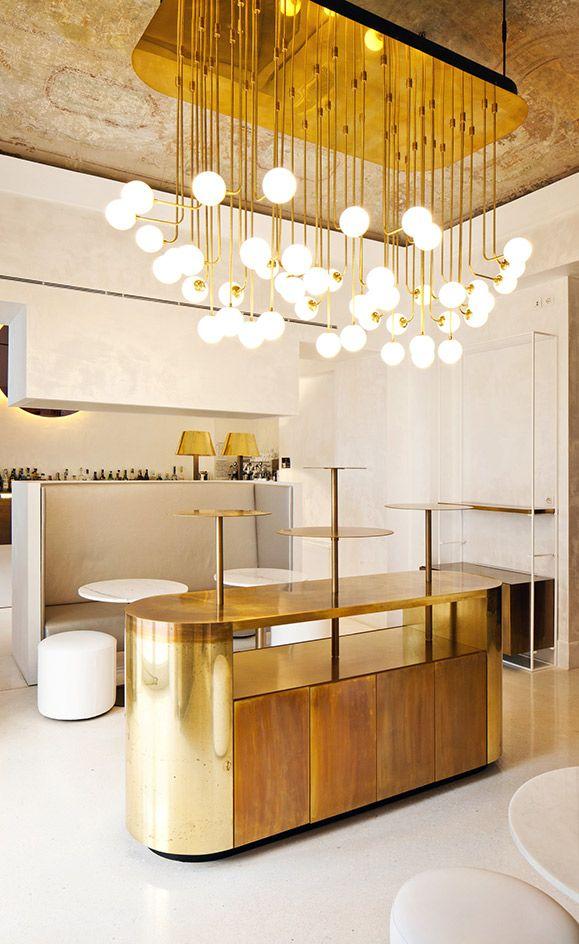 Senato Hotel Milan Italy Modern Interior DesignArchitecture