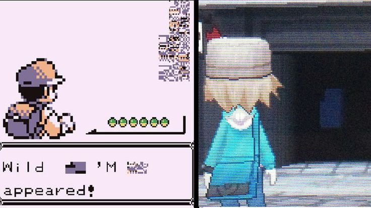 Hold on to your butts, this one is a doozy. Earlier today, an image with a screenshot of a trainer standing in front of a boutique in Lumiose City, a location in Pokemon X & Y, started floating around. It seemed to show something kind of incredible: Missingno, that classic glitch from Pokemon Red and Blue.