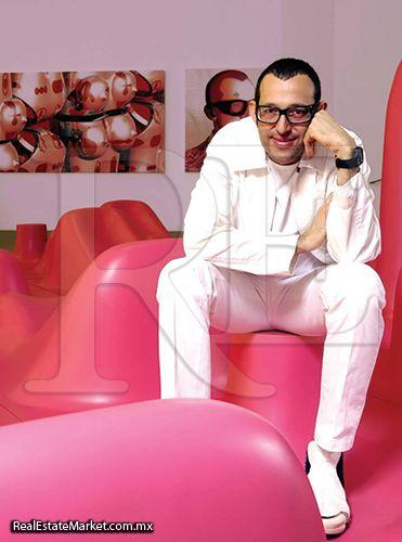 Karim RASHID. 20 grandes diseñadores, ideas que cambian nuestro mundo