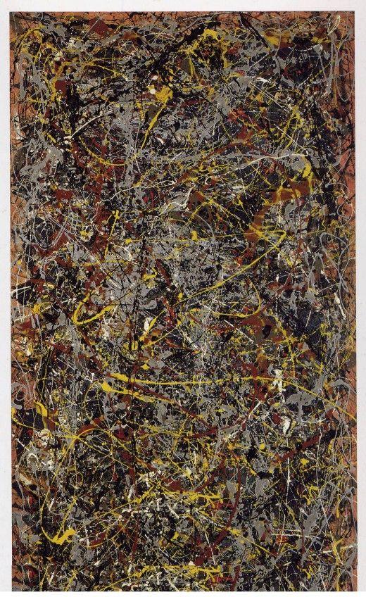 No. 5 /  Jackson Pollock