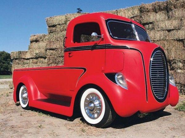 1953 Coe Truck for Sale | En cuarto lugar una curiosidad denominada Blastolene Deckoliner , una ...