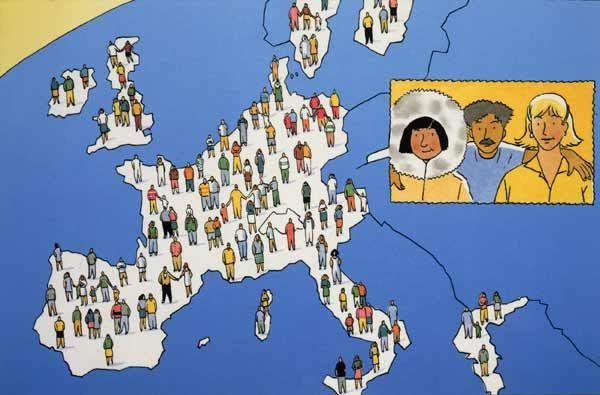 Με την Ευρώπη, για την Ευρώπη