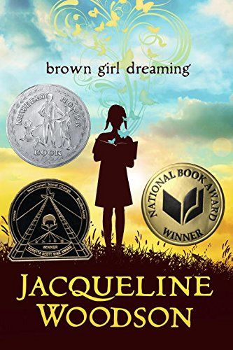 Brown Girl Dreaming (Newbery Honor Book) by Jacqueline Woodson http://smile.amazon.com/dp/0399252517/ref=cm_sw_r_pi_dp_lWYAvb1S27RF7