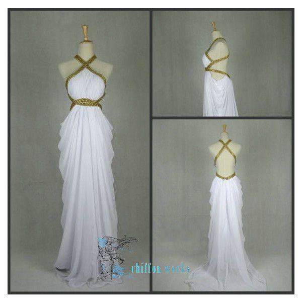 Best 25 Greek Bridesmaid Dresses Ideas On Pinterest: 25+ Best Ideas About Goddess Prom Dress On Pinterest