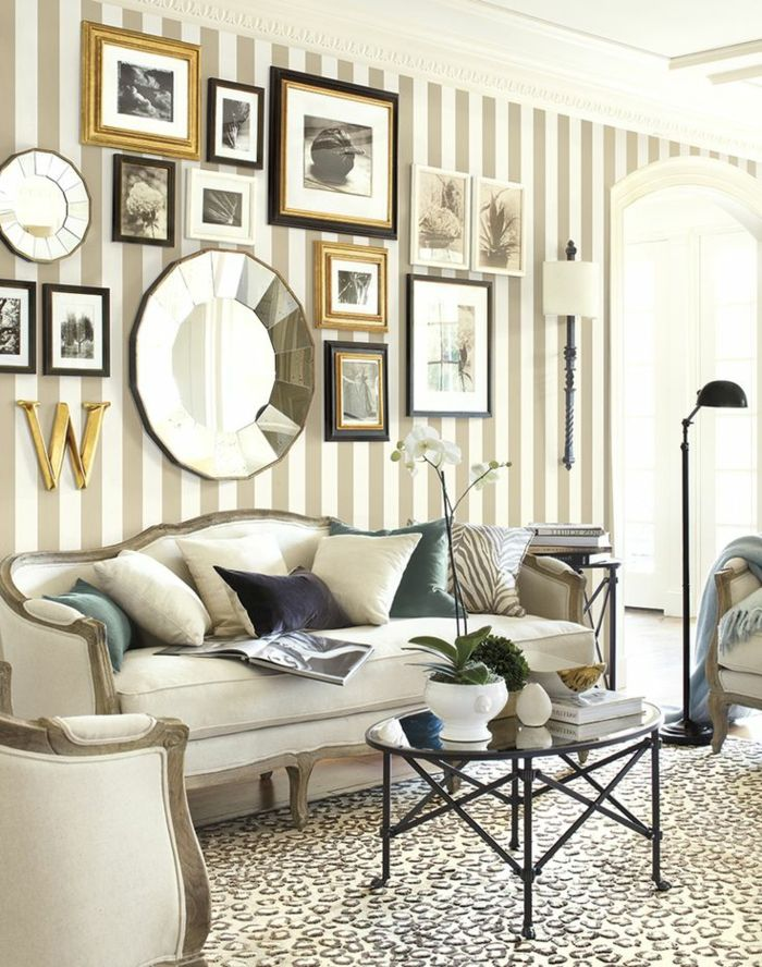 508 best images about wanddekoration - interior wallpapers ...