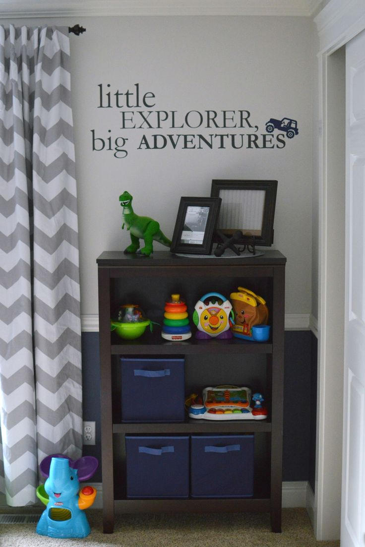 Best 25 Toddler boy bedrooms ideas on Pinterest  Toddler