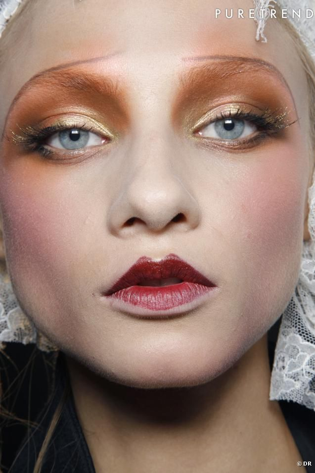 makeup by Pat McGrath