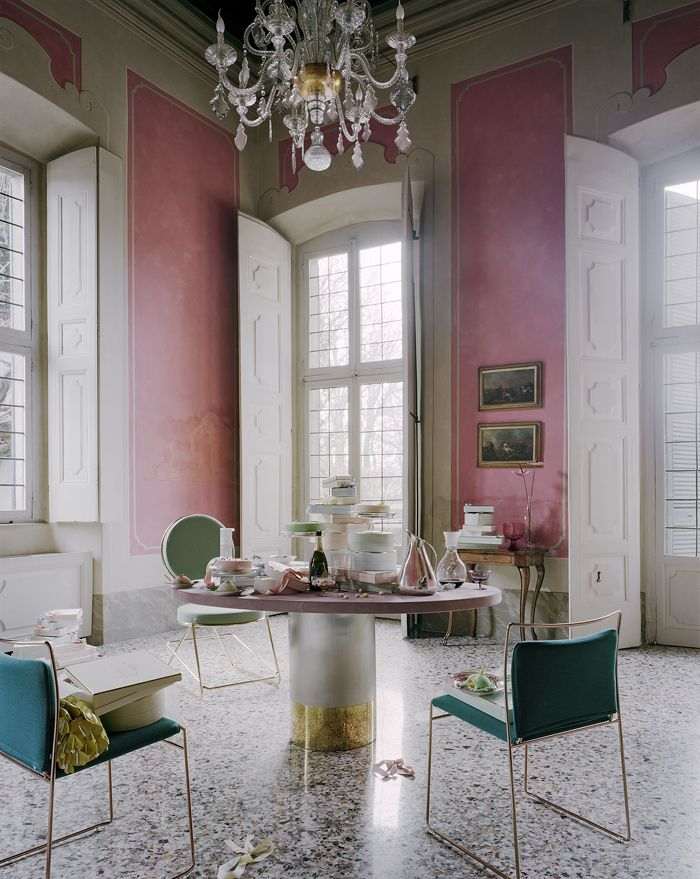 1473 best images about Precious Dining Room on Pinterest   Elle ...