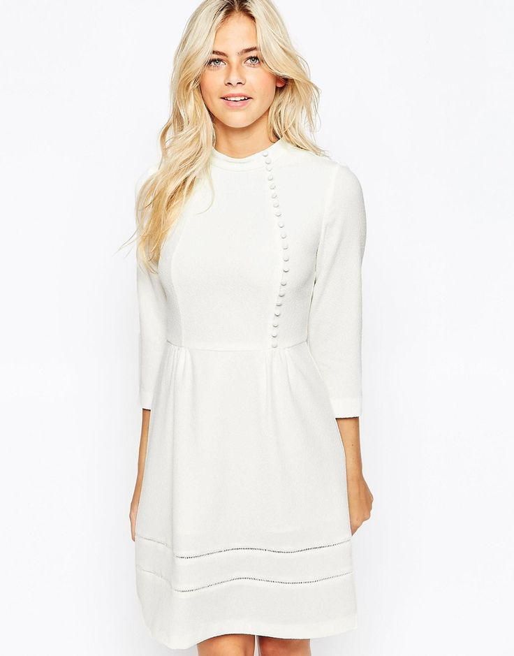 81 best images about robes mariage civil on pinterest for Mariage de robe marine asos