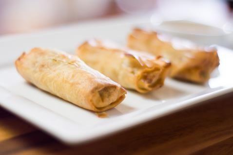 Hoisin Duck Spring Rolls - Meat Recipes