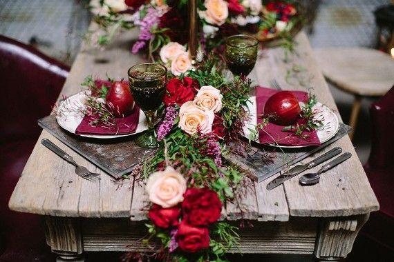 As cores-tendência para a decoração de festas de casamento