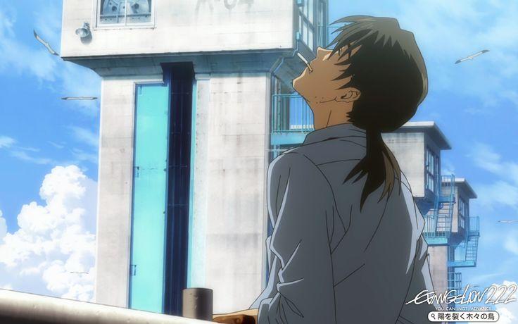EVANGELION Ryoji Kaji