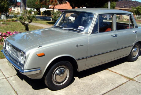 1967 Toyota Corona Sedan TOO CUTE
