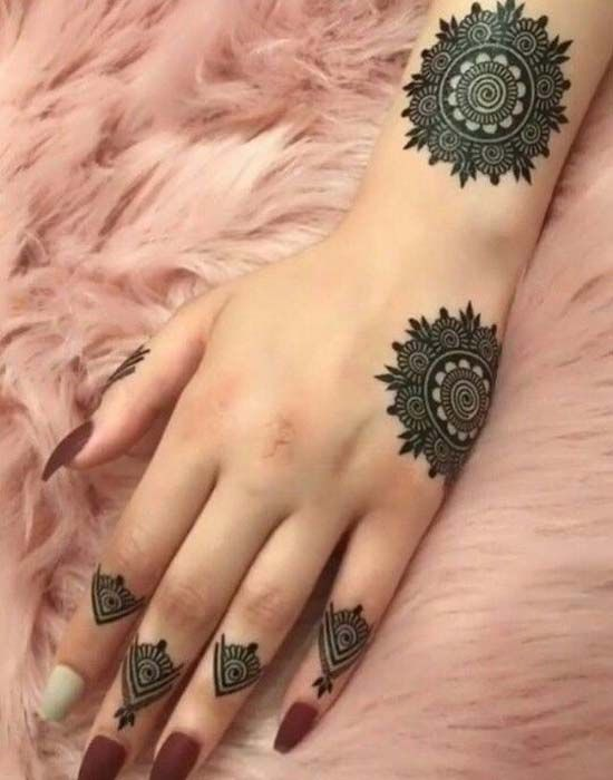 Amazing Talent Of Mehndi Design 2018 Design Mehndi Designs