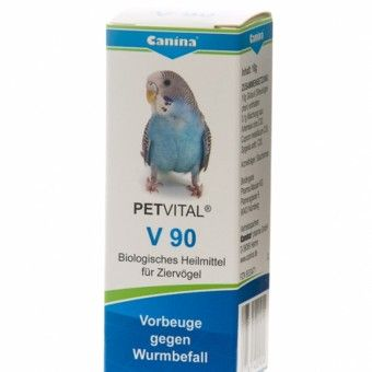 PETVITAL Vogel-Linie: V 90