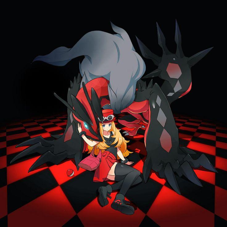 Pin by soulsilverart on pokemon gen 6 pokemon adventures