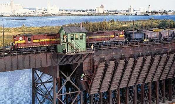 CP Rail Manitoba & Minnesota Subdivision