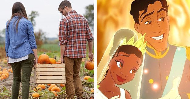 Go On A Fall Date With Your Crush And We'll Tell You Exactly When You'll Marry Them
