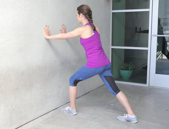 Sweet Relief! 5 Ways to Release Leg Tension - Overused and overlooked, this muscle needs TLC whether you run or wear heels.