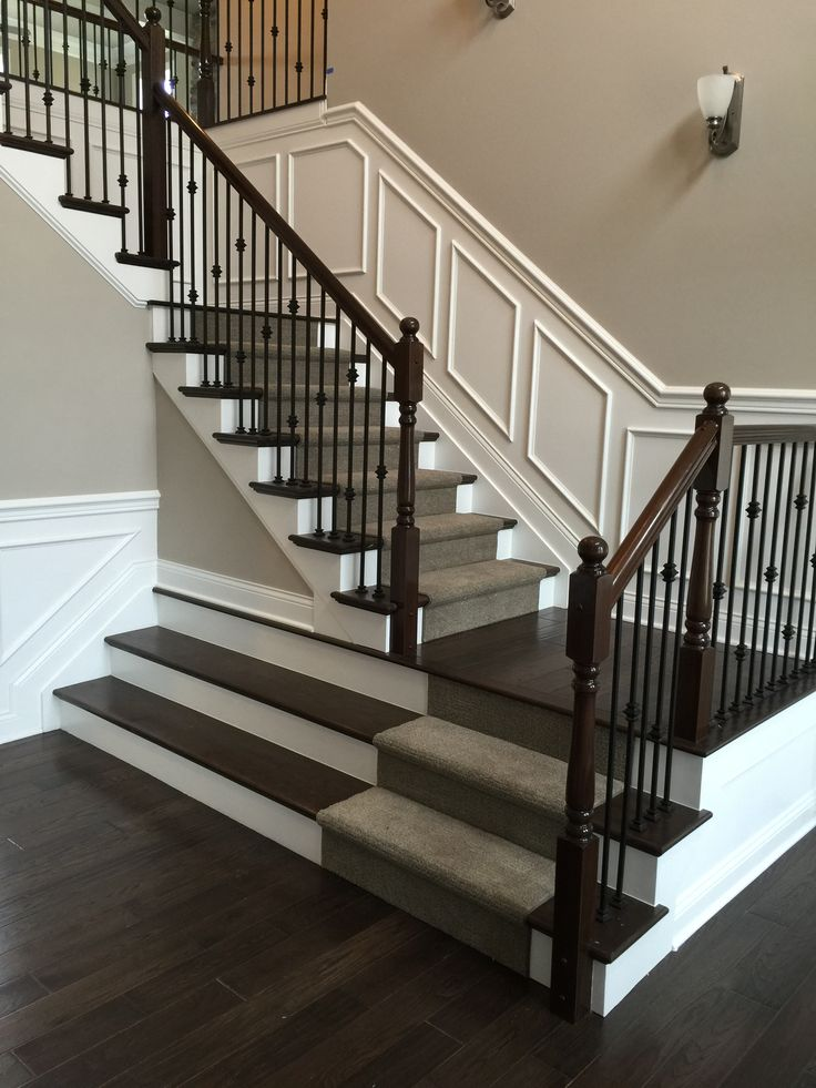 44 Best Stair Runners Images On Pinterest Staircase