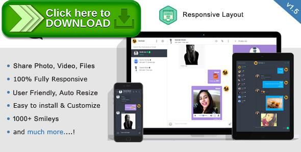 [ThemeForest]Free nulled download Wchat - Fully Responsive PHP AJAX Chat Script from http://zippyfile.download/f.php?id=57156 Tags: ecommerce, chat, chatroom, chatting, facebook like chat, facebook style inbox, fb chat, inbox, inbox messaging, jquery chat, live chat, php ajax chat, php chat, php chat script, responsive chat, responsive php ajax chat