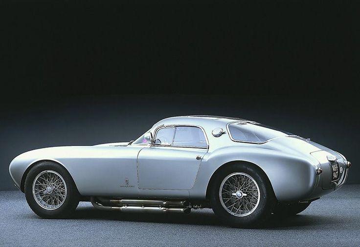 1953 Maserati A6G CS Pinin Farina Berlinetta - specifications, photo, price, information, rating